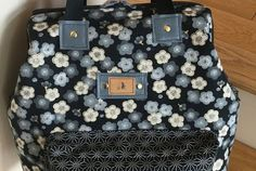 The Retreat Backpack by The UJAMAA GRANDMAS