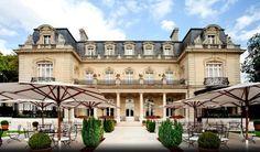 Hotel - Domaine les Crayeres - in Reims
