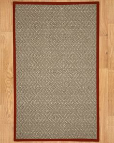 Hemisphere Sisal Rug   World's Finest Natural Rugs $109 for a 4x6, not returnable