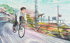 Mateusz Urbanowicz capturou detalhes da vida cotidiana no Japão em suas obras.