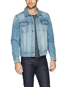 8e0f81a34088fe Goodthreads Men s Denim Jacket Review Denim Jacket Men