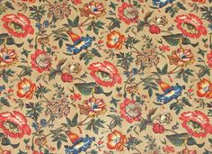 Textiles - Textile, printed - Search the Collection - Winterthur Museum