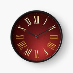 Clock, Wall, Design, Decor, Do Your Thing, Nice Asses, Watch, Decoration