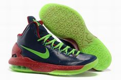 new concept e8519 8af56 Find Discount Nike Zoom KD V Mens Navy Blue Red Green online or in  Footlocker. Shop Top Brands and the latest styles Discount Nike Zoom KD V  Mens Navy Blue ...