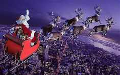Lighted Outdoor Santa Sleigh and Reindeer . Lighted Outdoor Santa Sleigh and Reindeer . The Christmas Song, Merry Christmas To All, Magical Christmas, The Night Before Christmas, Father Christmas, Christmas Pictures, Christmas Eve, Christmas Medley, Christmas Letters