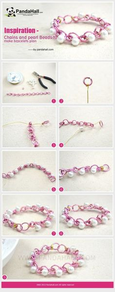An Insparation on How to Make a Pearl Beads ... | Jewelry Making Tuto�� by wanting