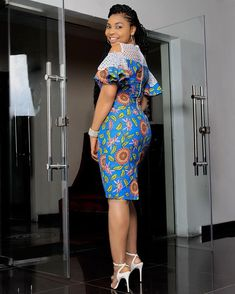 nkara Lovers get in here😍😍 Yeah issa restock alert and this cutie is Available for order😍😍😍😍 Designed by African Fashion Ankara, Latest African Fashion Dresses, African Dresses For Women, African Print Dresses, African Print Fashion, Africa Fashion, African Attire, African Fashion Traditional, Ankara Short Gown Styles