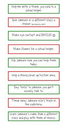 KinderTastic: Light 'em up - random act of kindness for the day