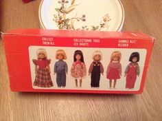 Moni doll in box - patch or pepper doll size | eBay