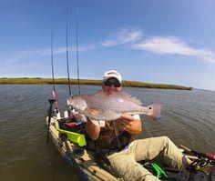 September Redfish & Speckled Trout