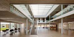 Gallery of BOBST Headquarters / Richter Dahl Rocha & Associés - 2