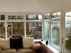 Conservatory roof insulator can be used to transform the conservatory area into such a place that can be used like an appealing living area.