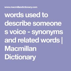 Comprehensive list of synonyms for words used to describe specific colours, by Macmillan Dictionary and Thesaurus Macmillan Dictionary, The Voice, Colours, Writing, Words, Book, Being A Writer, Book Illustrations, Books