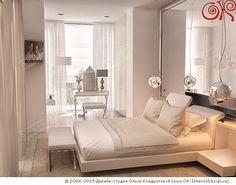 Дизайн спальни в современном стиле. Фото интерьера в бежевых тонах http://www.ok-interiordesign.ru/blog/dizayn-spalni-2015-foto-sovremennye-idei.html