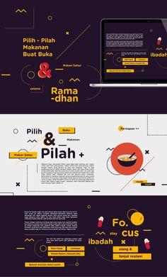 Marhaban Ya Ramadhan on Behance