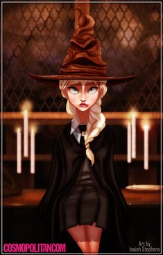 """""""Slytherin will help you on the way to greatness..."""" 