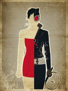 villainous literary alter ego
