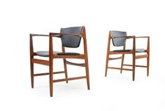 Chairs by Ib Kofod-Larsen, for G-Plan