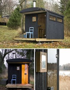 The term 'tiny house' once largely described a legion of ugly campers and extremely humble cabins, but as minimalist living becomes more popular, architect