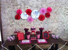 Idéias de decoração para chá de lingerie! #vemver 3