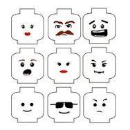 Image result for lego head masks