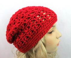 Vixen Beanie - Free Crochet Pattern - Craftfoxes