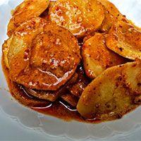 Patatas en ajillo