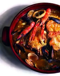 Traditional Zarzuela - From Barcelona's Restaurant Can Sole http://www.afar.com/magazine/barcelonas-local-catch?_source=newsletter081713_medium=email_content=logo_campaign=weekly_wander
