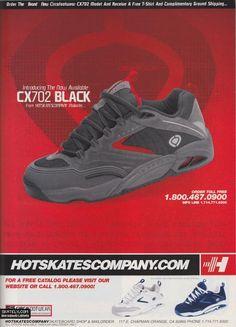 Hot Skates Co. - Free Catalog Ad (2000)