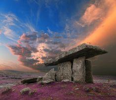 """Image result for """"kilclooney dolmen"""" """"tuatha de danann"""""""
