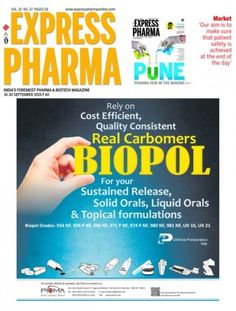 Express Pharma September 16-30, 2015 edition - Read the digital edition by Magzter on your iPad, iPhone, Android, Tablet Devices, Windows 8, PC, Mac and the Web.