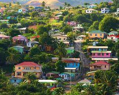 Antiqua West Indies