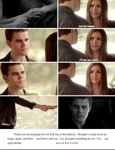 tvd 6x22 #GoodbyeElena i do not ship stelena but god this episode, the stelena scenes were heartbreaking