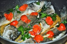 #pesceazzurro #branzini di #primavera