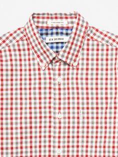 "#BenSherman ""House Gingham Check"" #camisa #shirt #cuadros #check #british #britishstyle #benshermanshirt #benshermanoriginal #novedad #nuevo #nuevacoleccion #newcollection #AW15 http://www.rivendelmadrid.es/shop/catalogsearch/result/?q=Ben+sherman"
