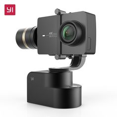 389.99$ Buy here - YI Handheld Gimbal Set with YI 4K Camera and Selfie stick 3-Axis PanTiltRoll Manual Adjustment 320 degree Compact & Light #buychinaproducts