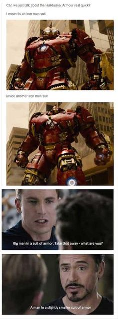 tumblr avengers iron man suit Tumblr takes on the Avengers (32 Photos)
