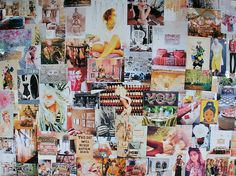 my Inspiration boards