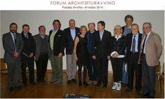 """Adriano Salvi - Pensieri e parole: Le proposte del Forum """"Architettura & Vino"""", che s..."""