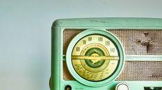 6x decoreren met een vintage radio