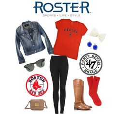Stop by ROSTER stores for Red Sox styles to support the team in the 2013 World Series against the Cardinals! Featuring a @'47 Brand Red Sox Tshirt! #GoRedSox! #WorldSeries