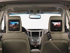 Best option rear seat entertainment