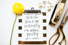 POPPYjack SHOP owner & calligrapher, Courtney Shannon, is sharing some of her wedding invitation secrets with us!