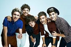 A1 ONE DIRECTION LARGE WALL ART PRINT POSTER