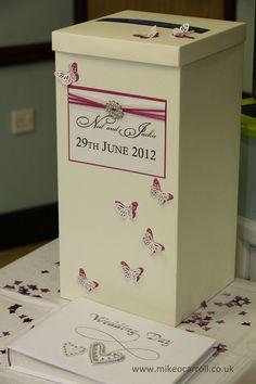 Box Clever Weddings - Wedding stationery