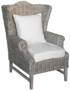 Cape Cod Wing Back Chair from Soft Surroundings