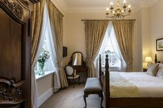 Discover the beauty of Northumberland and our stunning Doxford Hall Spa, the perfect place for a relaxing and memorable stay. Book your room online today. Fine Dining, Luxury Travel, Perfect Place, How To Memorize Things, Spa, Rooms, Traditional, Mansions, Bedroom