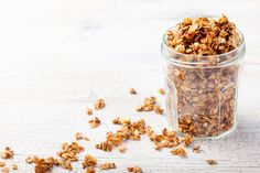 Homemade Cruesli recept, fitness meiden blog