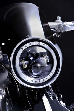 Brough Superior - SS100 #motorcycle #motorbike