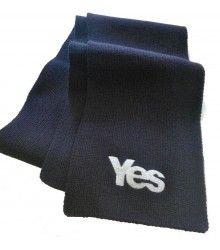 Yes Scotland Scarves #yesscotland